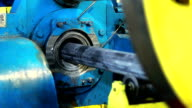 Pipe processing at the factory video