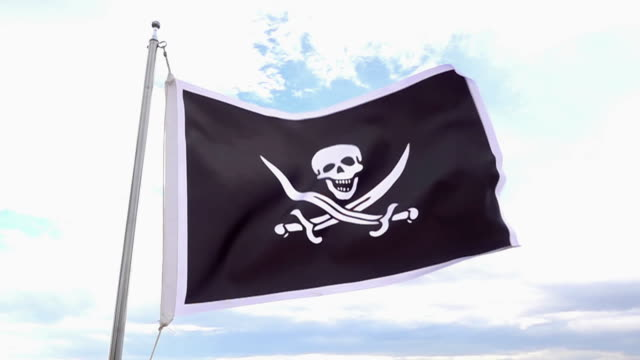 Pirate Flag video