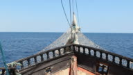 pirate ship video