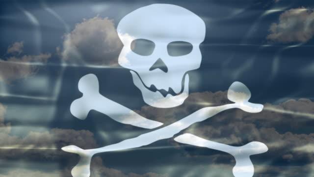 Pirate Sky Flag video