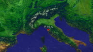 Pisa Zoom In video
