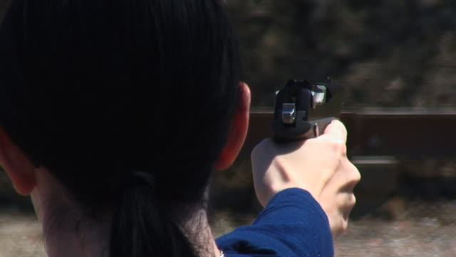 Pistol 08 video