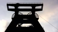 pit head frame zollverein video