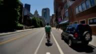 Pittsburgh Biker video