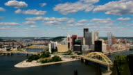 Pittsburgh Skyline Time Lapse video