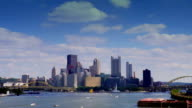 Pittsburgh Skyline Timelapse video