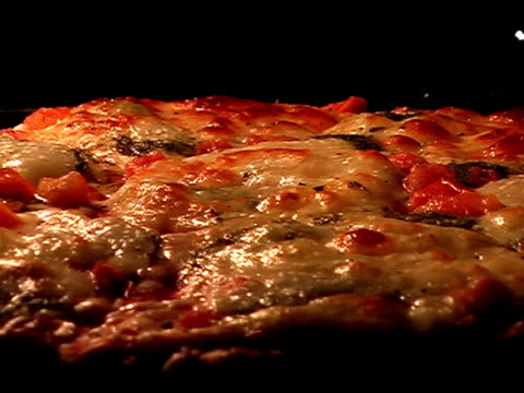 Pizza close-up 2 video