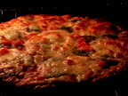 Pizza close-up 3 video