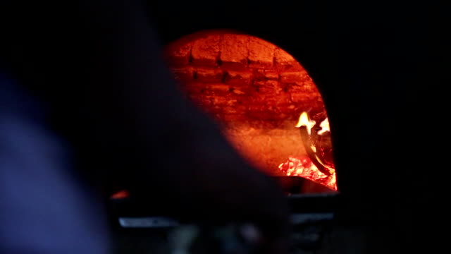 Pizza Oven video