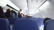 Plane Cabin video