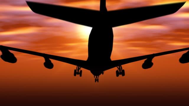Plane take off (1080p) video