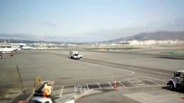 Planes on the Runway video