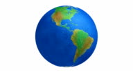 Planet Earth Animation Video video