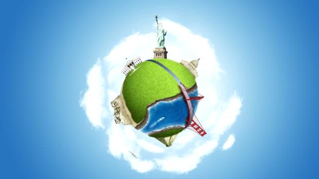 USA Planet video