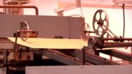 Plant for the production of cardboard packaging video