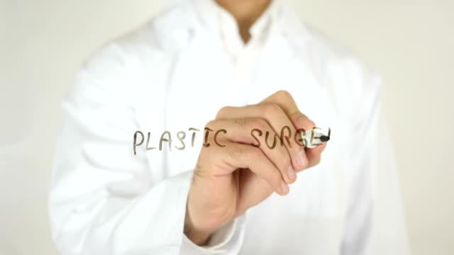 Plastic Surgery, Written on Glass video