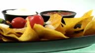 Plate of Nachos video