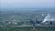 Platinum Mining And Processing  - Aerial View - North-West,  Bojanala Platinum,  Rustenburg,  South Africa video