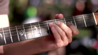 Play Guitar (Macro) Slow video