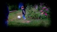 Playful boy video