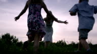 Playful Family sequence video