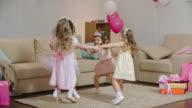 Playful Princesses video