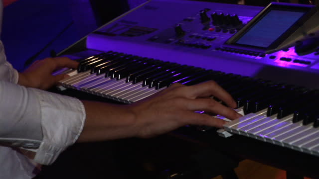 HD: Playing A Synthesizer video