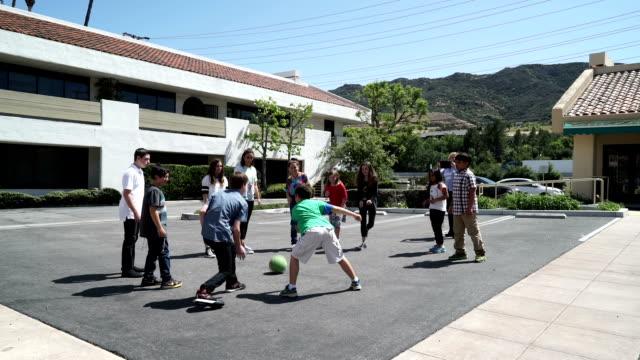 Playing Ball video