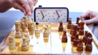 Playing chess on the time video