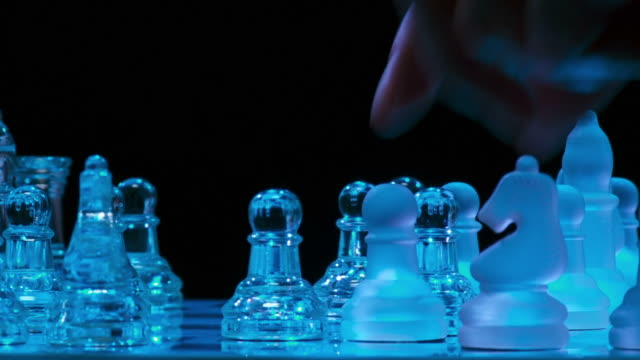 HD DOLLY: Playing Chess video