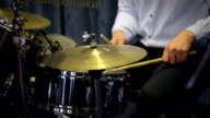 Playing Drums video