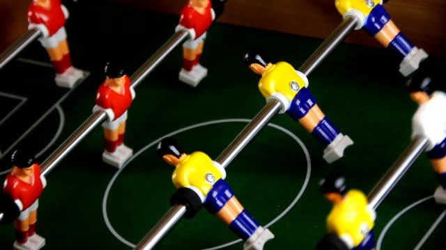 Playing Foosball (HD) video