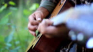 Playing Guitar Outside.mov video