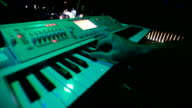 Playing Keyboard video