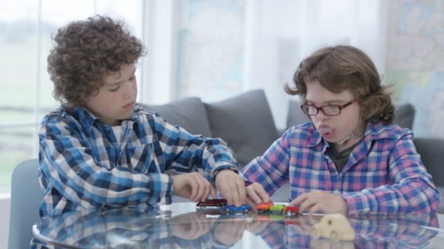 Playing with Toy Cars video