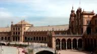 Plaza de Espana, Seville video