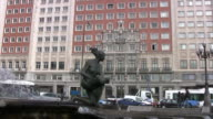 Plaza Espana Building video