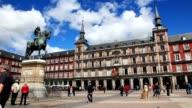 Plaza Mayor Madrid video