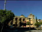 Plaza of Cordoba Spain with Mesquite Mosque in Background 2 video