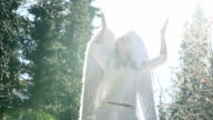 Pleas White Angel video