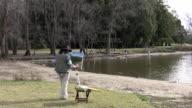 Plein air painting video