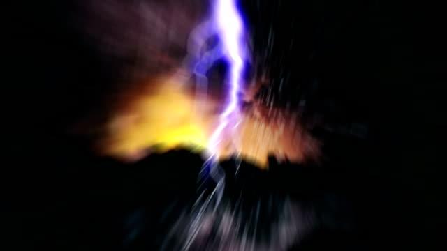 Plenty of lightning video