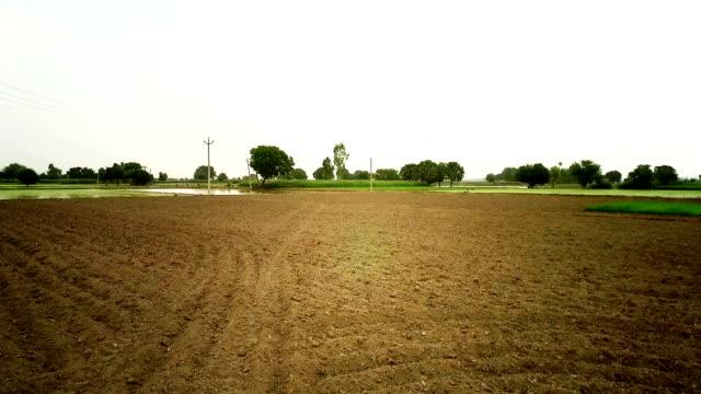 Plowed Field video