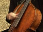 Plucking a Cello video