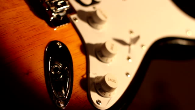 Plug In Electric Guitar video