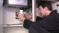 Plumber at Work video