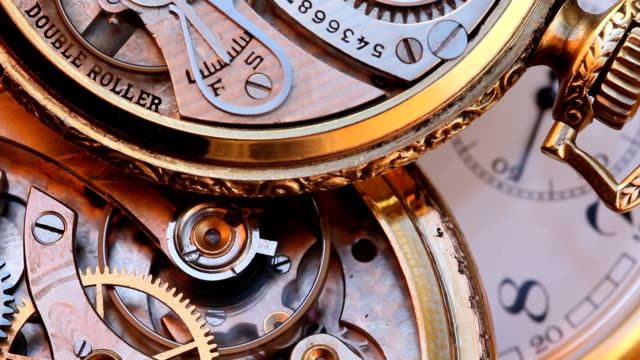Pocket Watch close up video