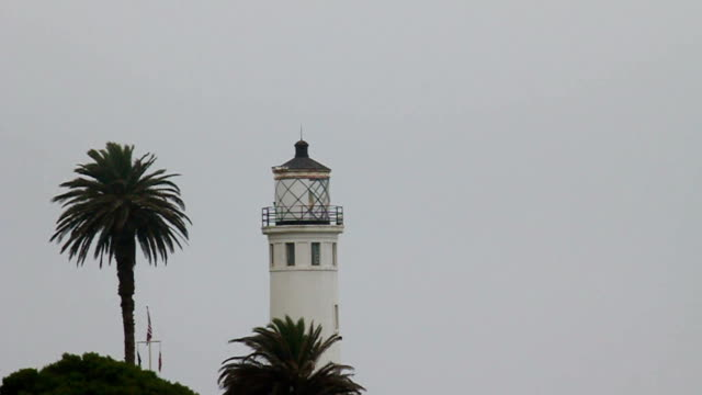 Point Vicente Lighthouse video