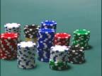 Poker Chips. video
