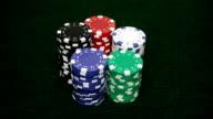 Poker Chips video